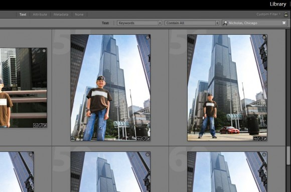 Organizing Photographs by Keyword in Lightroom 3 by One Little Bird