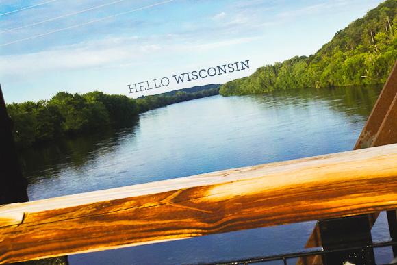 Hello Wisconsin   One Little Bird