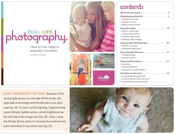 Real. Life. Photography   Ella Publishing