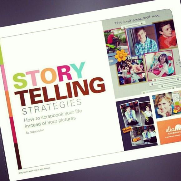 Storytelling Strategies by Stacy Julian