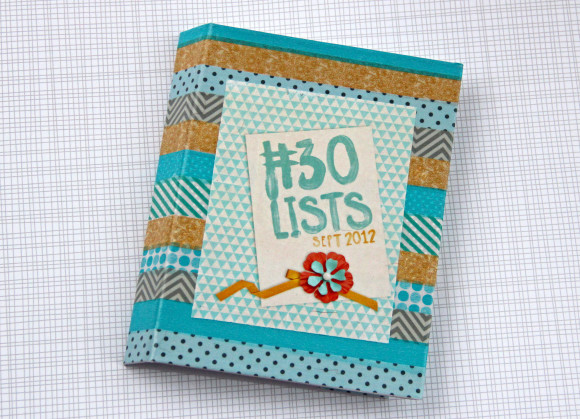 30 Days of Lists | One Little Bird