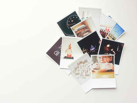 Persnickety Prints Instagram Polaroids