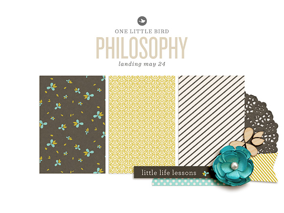 Philosophy By One Little Bird