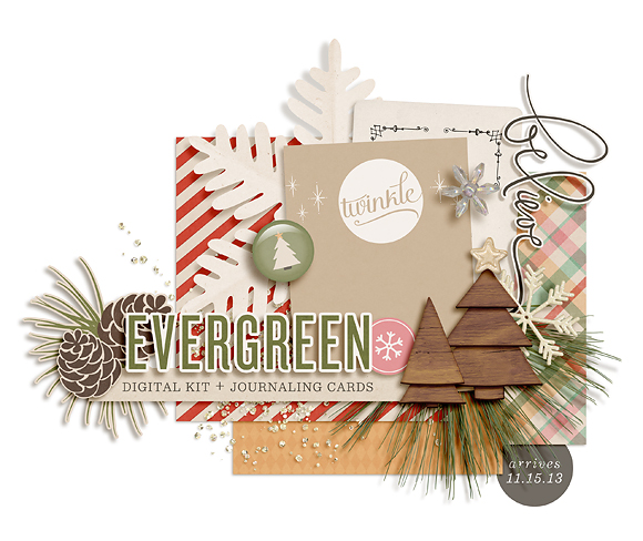 Evergreen Sneak Peek | One Little Bird