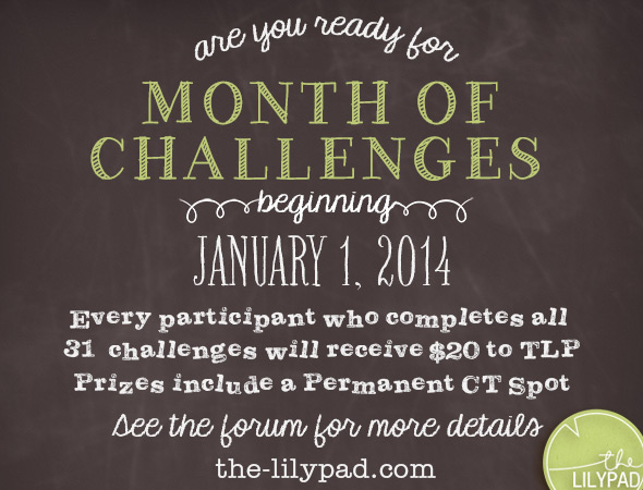 Month of Challenges 2014