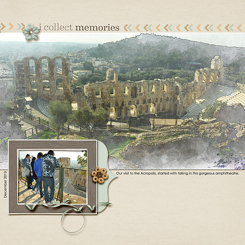 layout by Stefanie | One Little Bird