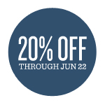 Save 20% on Take Root through 6/22/2014