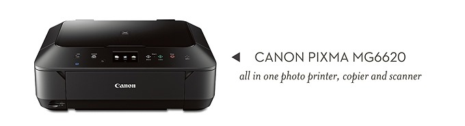 Printer Recommendations | One Little Bird