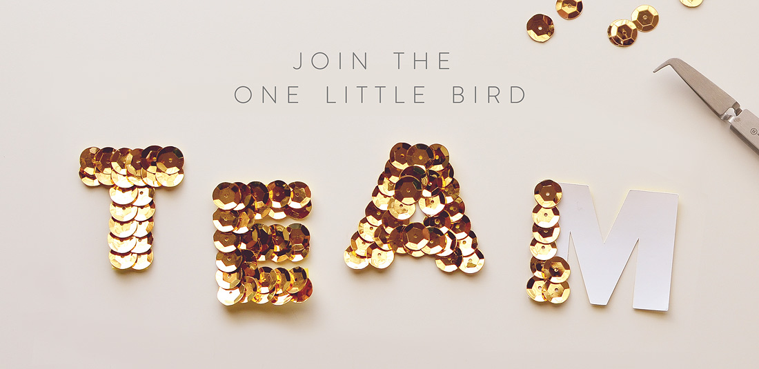 One Little Bird | Creative Team Call