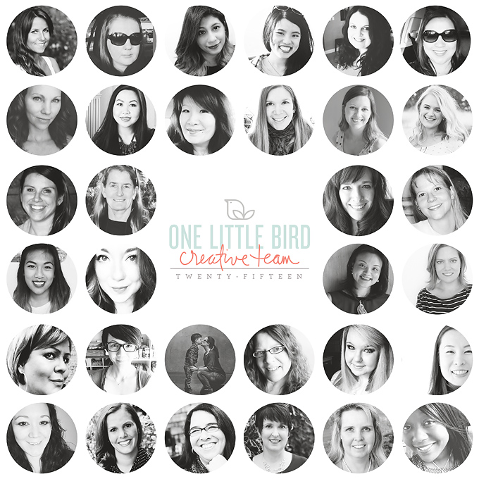 One Little Bird 2015 Creative Team