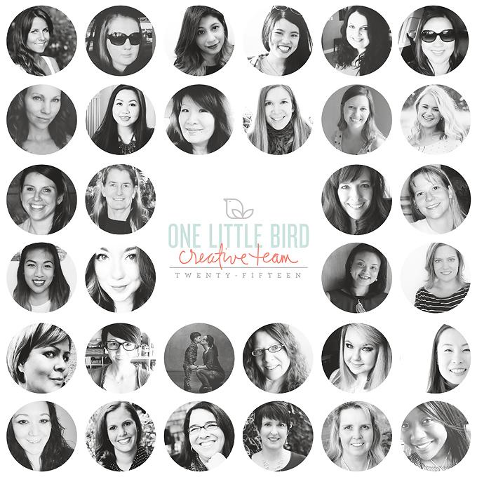 One Little Bird 2015 Creative Team