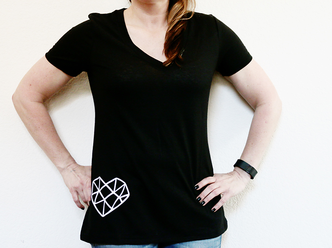Hybrid T-Shirts by Jen Carlson | One Little Bird