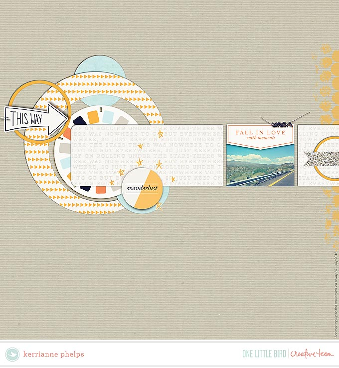 Creative Team Inspiration   One Little Bird
