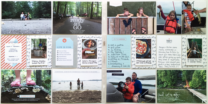 Project Life by Nicole Reaves | One Little Bird