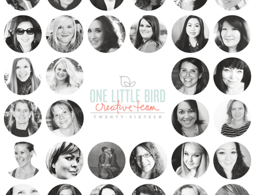 Meet the 2016 Creative Team!