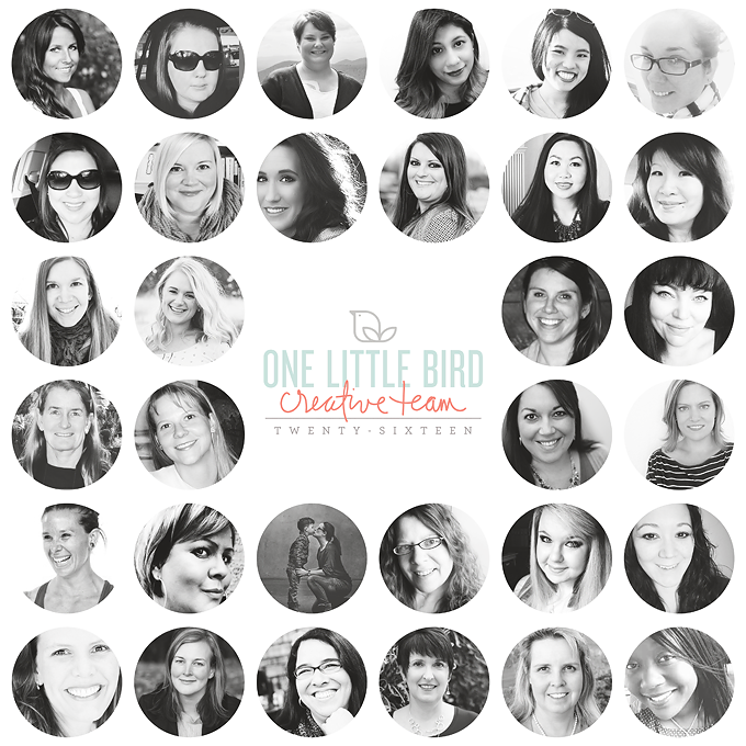 One Little Bird 2016 Creative Team