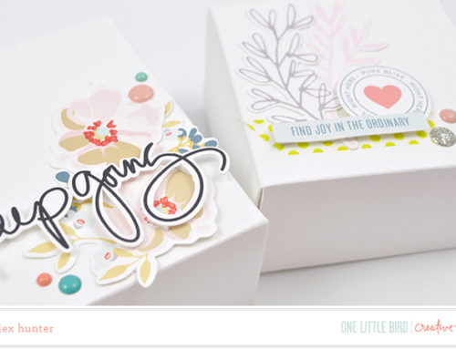 Alex Hunter | DIY Gift Boxes