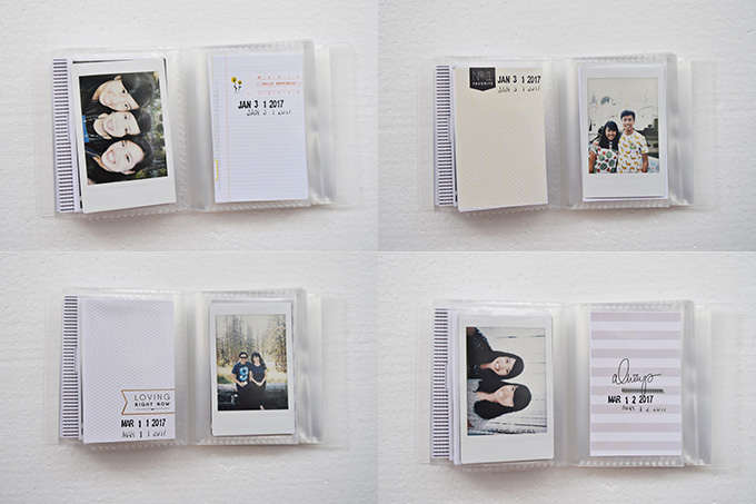 Mini Album by Amelia Ng | One Little Bird