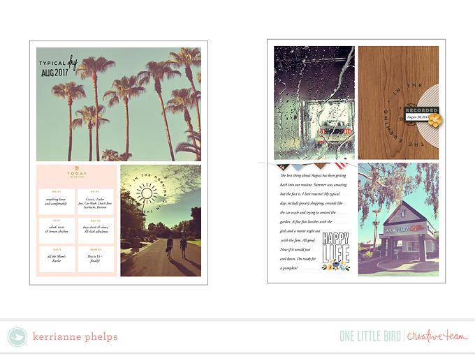 Creative Team Inspiration | One Little Bird